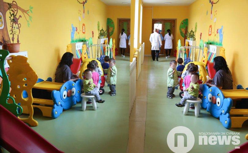 Хүүхдийн төв сувилалд 36 хүүхэд өсөж бойжиж байна