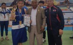 Л.Алтанцэцэг олон улсын тэмцээнээс алтан медаль хүртэв