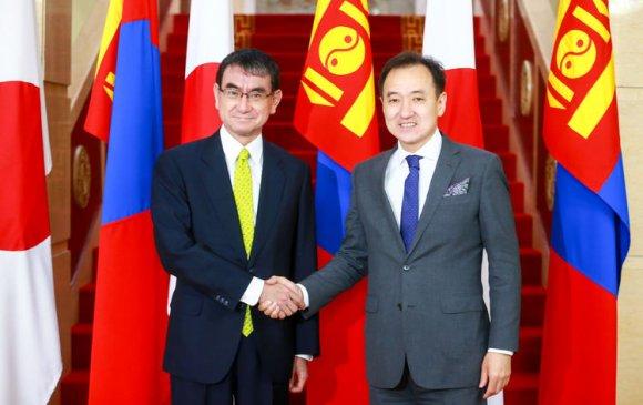 Коно Таро: Монголын ард түмэнд талархлаа