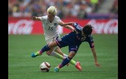 Эмэгтэйчүүдийн хөл бөмбөгийн ДАШТ болно