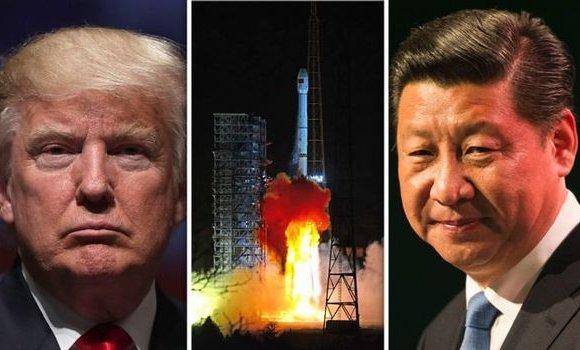 """Америк-Хятадын маргаан сансарт """"нисэв"""""""