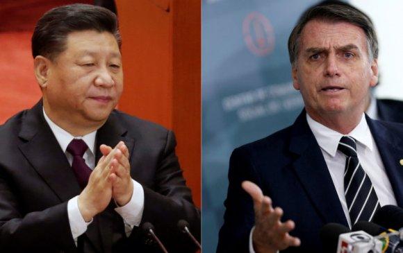 Бразилын Ерөнхийлөгч Ши Жиньпинийг хүлээж тэссэнгүй