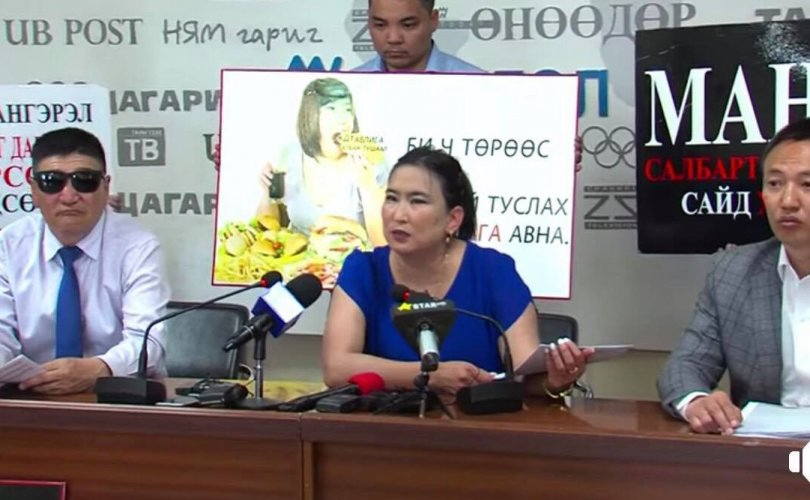 Мэргэжлийн бус сайд монголчуудын эрүүл амьдрах эрхийг хөсөрдүүлж байна
