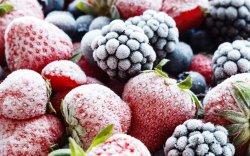 Хөлдөөсөн жимс, хүнсний ногооны амин дэм буурдаггүй