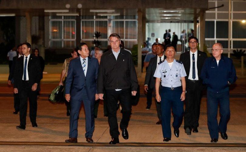 Бразилын Ерөнхийлөгчийг дагалдан явсан албан хаагчаас 39 кг кокайн илэрчээ