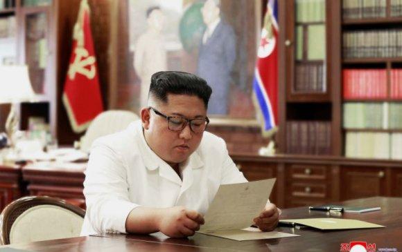 Ким, Трамп нар захидал солилцжээ