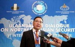 """Д.Даваасүрэн: Умард Солонгосын төлөөлөл """"Улаанбаатарын яриа, хэлэлцээр""""-т амжилт хүссэн"""