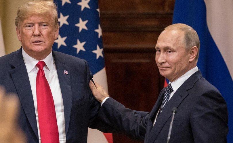"""Путин Трампыг """"Ялалтын баяр""""-т оролцохыг урьжээ"""