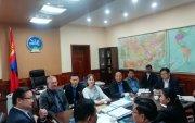 Камбож улсын төлөөлөгчид Монгол улсын орон нутгийн эдийн засгийн хөгжлийн туршлагаас судаллаа