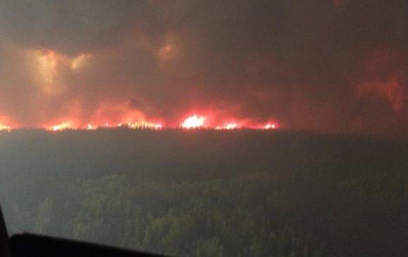 Ойн түймрээс 11 мянган хүнийг нүүлгэн шилжүүлжээ