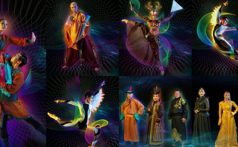 """""""Legend"""" шоу монгол уламжлалыг дэлхийд түгээнэ"""