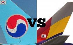 Asiana Airlines-ийг Korean Air худалдаж авч магадгүй