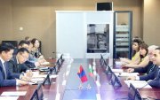 Монгол, Болгарын Засгийн газар хоорондын комиссын хуралдаан болж байна