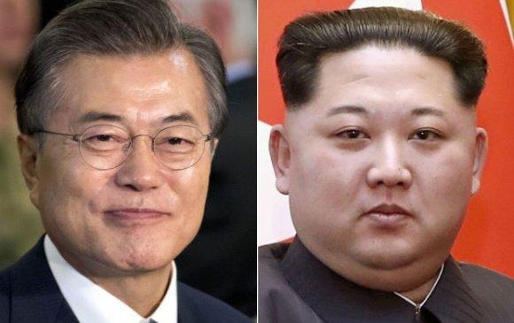 Мүн Жэ Ин: Трампын айлчлалаас өмнө Ким Жон Унтай уулзаж магадгүй