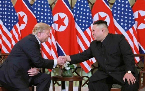 Ким, Трамп нар гурав дахиа уулзана