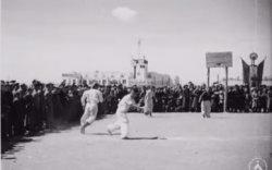 Монголын анхны сагсчид түүхийн архивт үлджээ