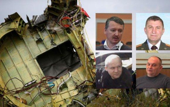 МН17 онгоцыг пуужингаар харвасан дөрвөн хүнийг ирэх жил шүүнэ