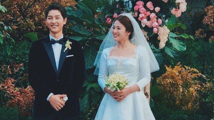 Сон Хе Кё, Сон Жүн Ки нар гэрлэлтээ цуцлуулж байгаагаа зарлав