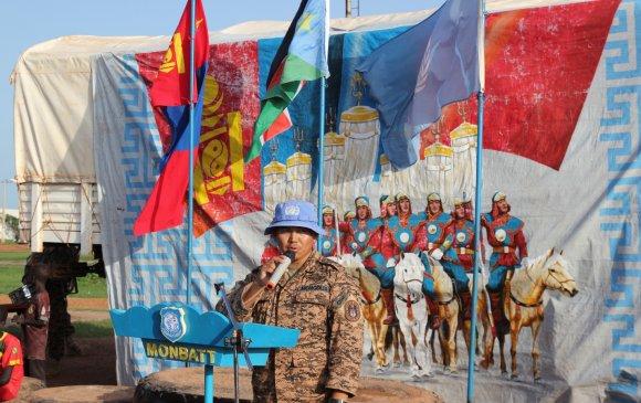 Хироко Хирахора: Монгол Улсын батальон НҮБ-ын чухал нэг хэсэг гэдгийг дахин харууллаа