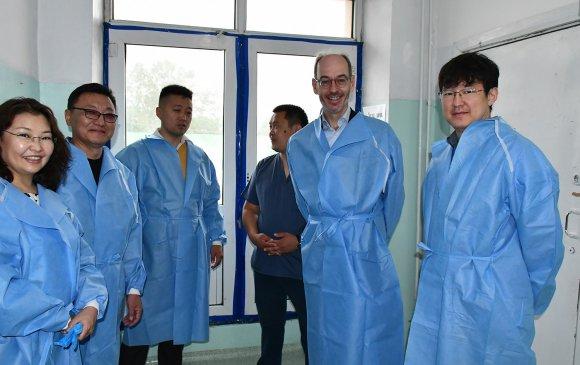 Бээжин дэх Люксембургийн Элчин сайд Монгол улсад ажиллалаа