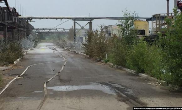 """Эрхүүгийн """"Усольехимпром"""" хоёр дахь Чернобыль болоход ойрхон байна"""