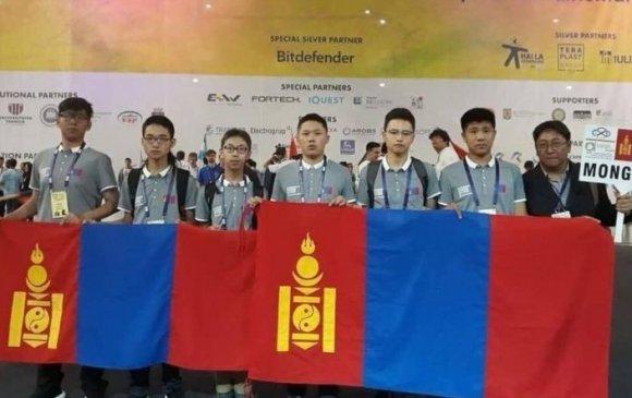 Монголын баг алт, мөнгө, 3 хүрэл медаль, тусгай шагнал хүртлээ