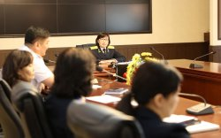 Прокурорын байгууллагын гэмт хэргээс урьдчилан сэргийлэх зөвлөл хуралдлаа