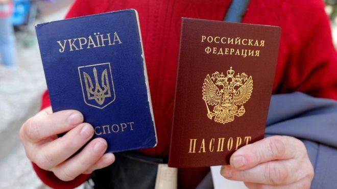 Оросын иргэншил авах украинчуудын тоог нэмэгдүүлэв