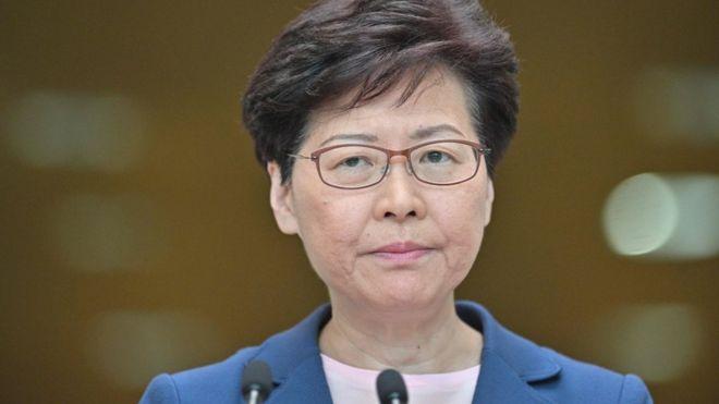 Хятадад сэжигтэн шилжүүлэн өгөх тухай хуулийн төслийг Хонконг хэлэлцэхгүй