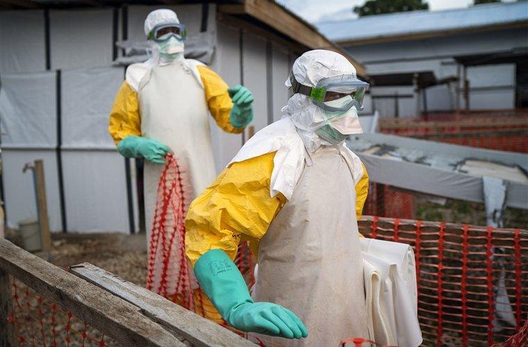 Эболагийн эсрэг онц байдал зарлав