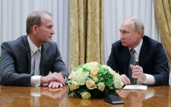Путин Украинтай харилцаагаа сэргээнэ