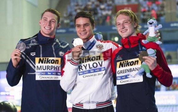 Оросын Е.Рылов дэлхийд, АНУ-ын Р.Мёрфи олимпид шилдэг