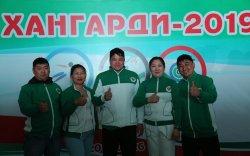 """""""Хангарид-2019"""" спортын 5 төрөлт тэмцээн амжилттай зохион байгуулагдлаа"""
