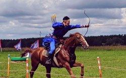 Морьт харвааны тэмцээнээс Монголын тамирчин медаль хүртэв