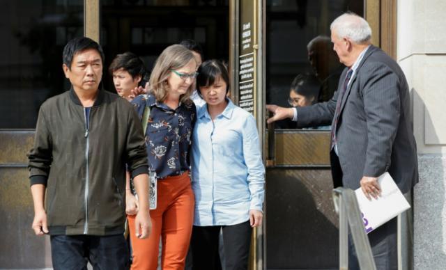 Хятад эрдэмтнийг хөнөөсөн америк эрд бүх насаар нь хорих ял оноожээ