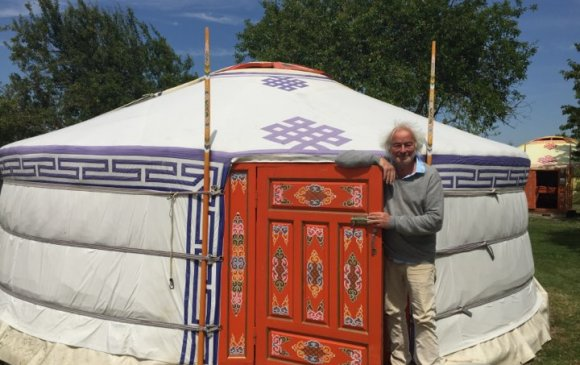 Жак Боллет: Монгол гэр хүмүүст маш их таалагддаг
