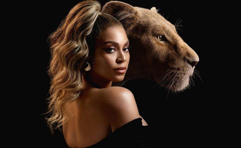 """Бейонсе шинэ цомгоо """"The Lion King: The Gift"""" гэж нэрлэжээ"""
