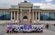 Өвөр Монгол хүүхдүүд Монгол оронтой танилцаж байна