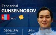 Усанд сэлэлтийн ДАШТ-ий үеэр Г.Занданбал Монгол Улсынхаа рекордыг шинэчиллээ