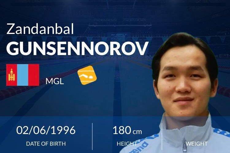 ОУХМ Г.Занданбал Монгол Улсын рекордыг шинэчиллээ