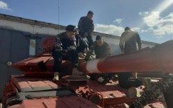 Монголын танкчид дахин улаан танкаар уралдана
