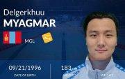 М.Дэлгэрхүү Монгол Улсын рекордыг шинэчиллээ