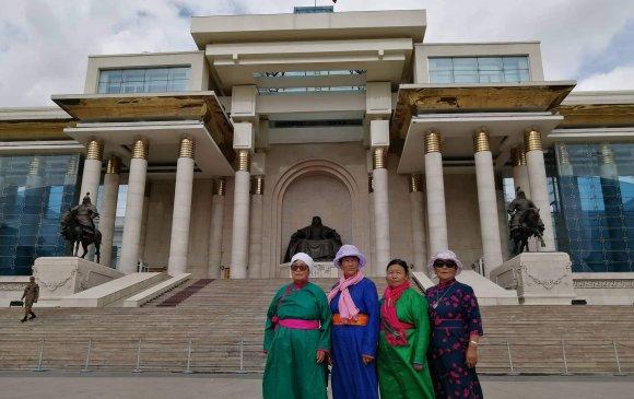 """ӨМӨЗО-ны """"Төмөр хүүхнүүд"""" Монголд аялж явна"""