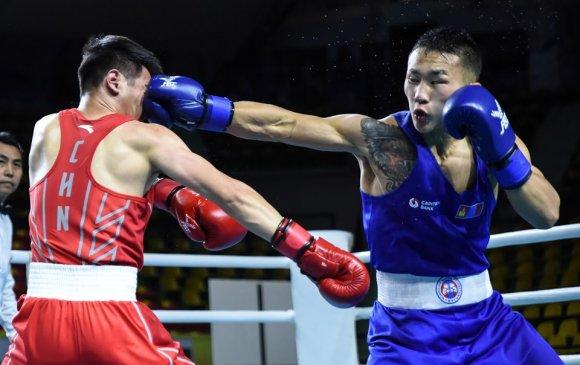 Боксчид Тайландын тэмцээнээс гурван медальтай иржээ