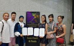 Монгол бүжигчин Олон улсын Гоцлол бүжигчдийн XVI уралдаанд тэргүүлжээ