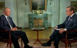 """Путины ярилцлага """"Emmy awards""""-т нэр дэвшив"""
