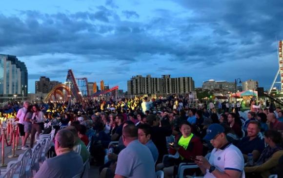"""""""Naadam night'' үйл ажиллагаанд 4000 гаруй хүн хамрагджээ"""