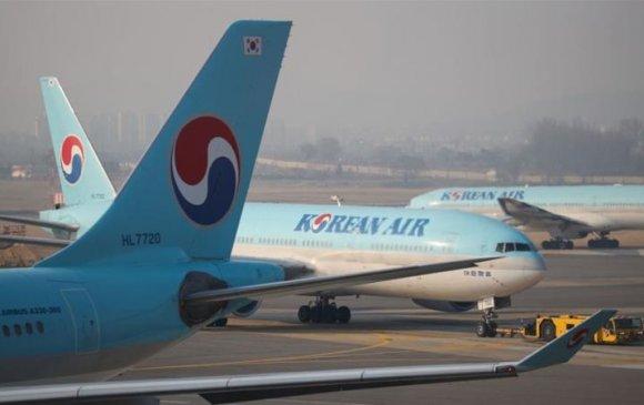 """""""Korean Air"""" Японы нислэгүүдээ цөөлнө"""