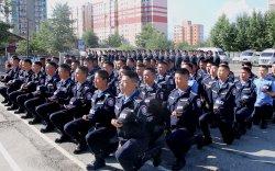 Шинээр томилогдсон алба хаагчид цагдаагийн тангараг өргөлөө
