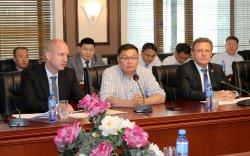 ХБНГУ-ын мэргэжилтнүүд прокурорын байгууллагад ажлын айлчлал хийж байна